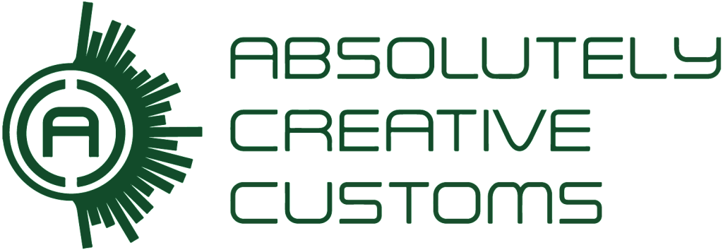 Absolutely Creative Customs Logo